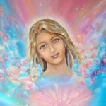 Obraz popiersia kobiety